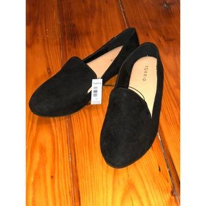 NWT size 11 loafers WIDE
